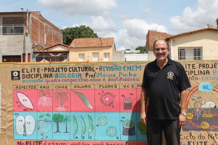 Brumado: Criatividade substitui vandalismo e propagandas por Educação