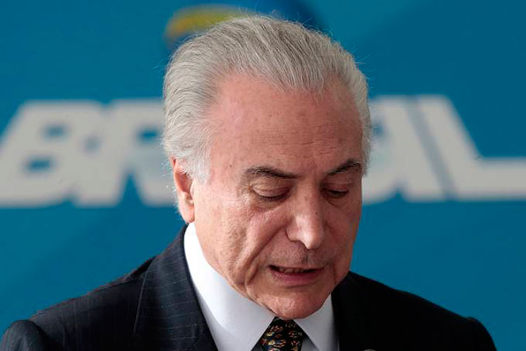 Michel Temer não deve vetar aumento ao STF