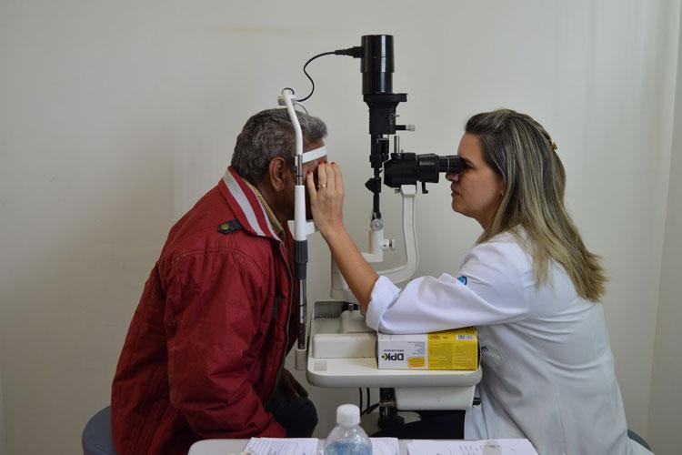 Prefeitura Municipal de Caculé realizará atendimentos através do Projeto Glaucoma