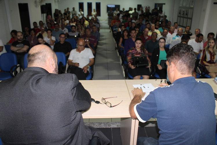 Sociedade organizada debate a zona azul e cobra readequação em Brumado
