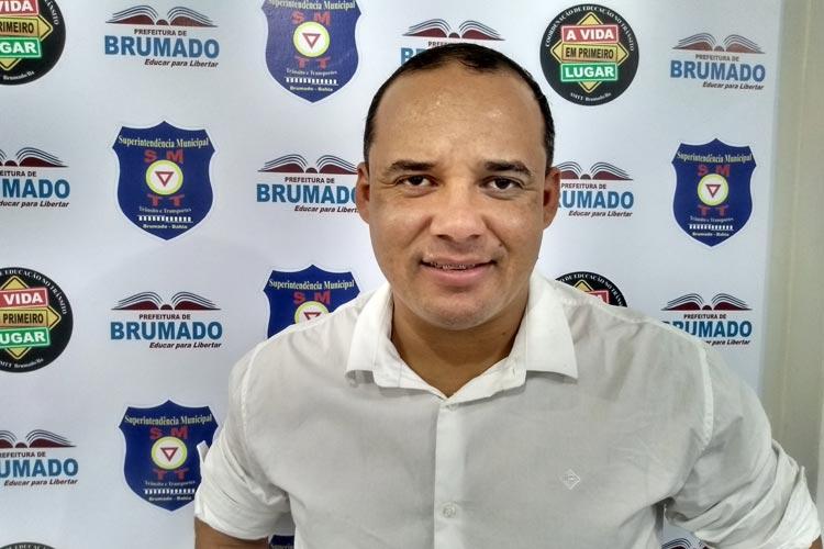 Brumado: João Paulo é nomeado novo superintendente de trânsito e fala em projetos para vencer desafios