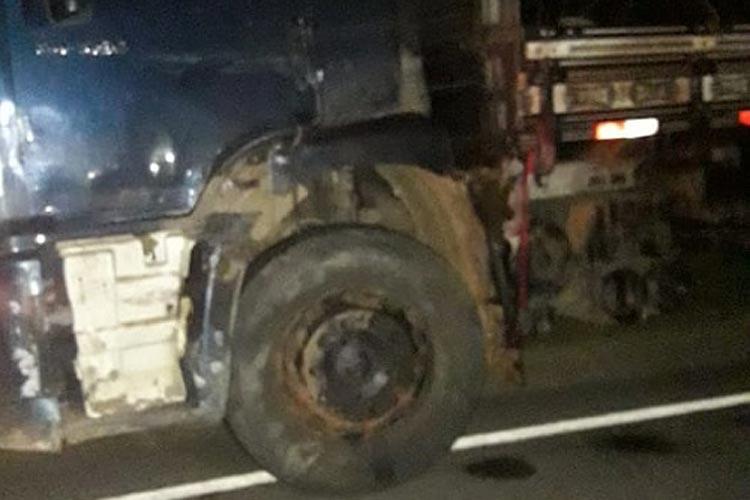 Dom Basílio: Homem tem cabeça e braços decepados após caminhão colidir com motocicleta na BA-148