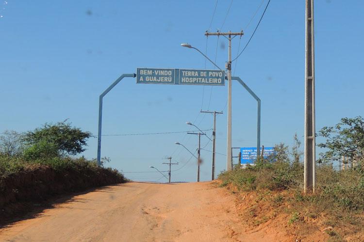 Chuvas do final de semana amenizam a crise hídrica em Guajeru