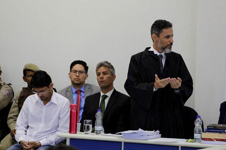 Caetité: Homem acusado de matar ex-esposa é condenado a 28 anos de prisão
