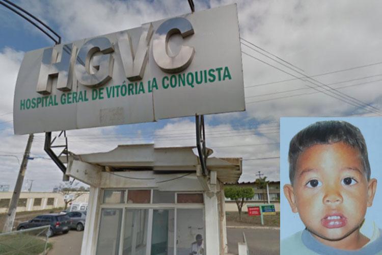 Criança atropelada por ônibus escolar na zona rural de Brumado morre em Vitória da Conquista