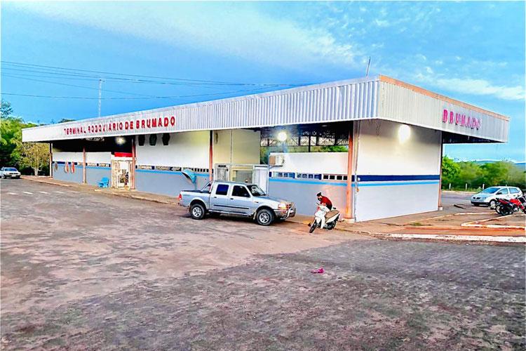 Terminal Rodoviário de Brumado passa por processo de manutenção e conservação