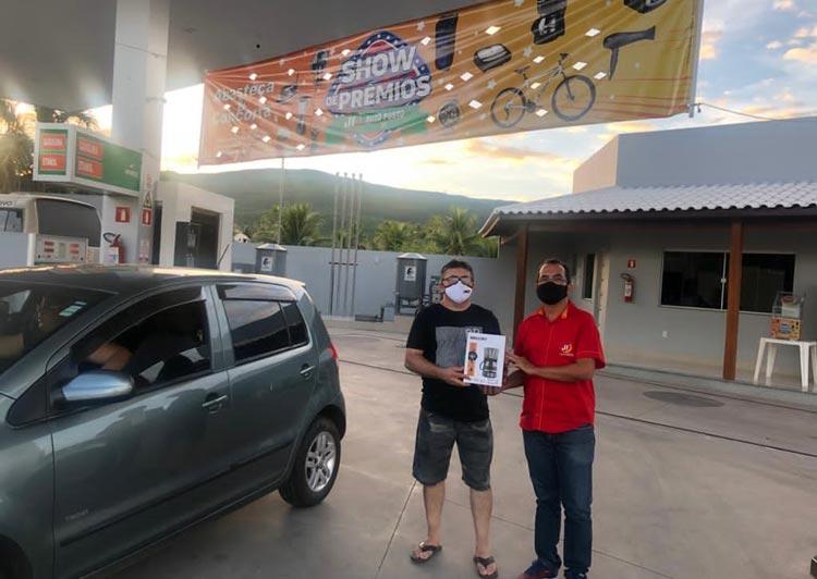 Brumado: Promoção do JF Auto Posto II tem mais um ganhador