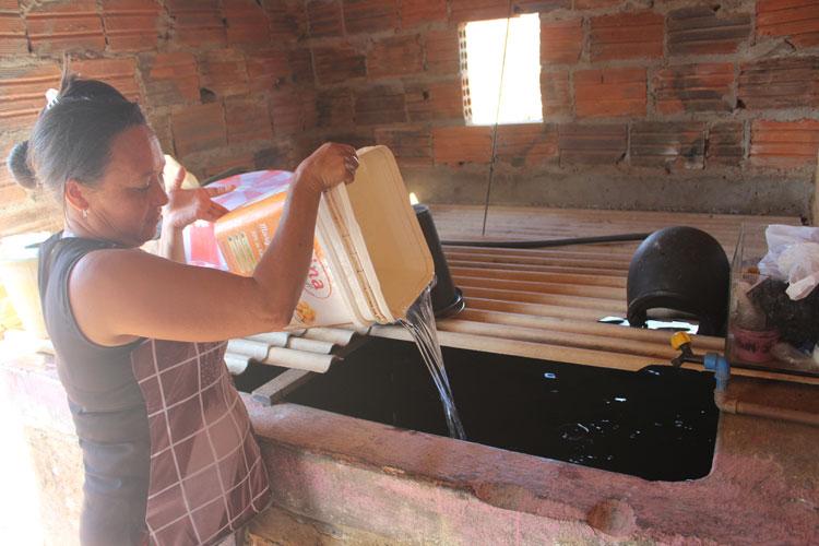 Malhada de Pedras: Comunidade do Bezerro Gordo na expectativa para receber água canalizada