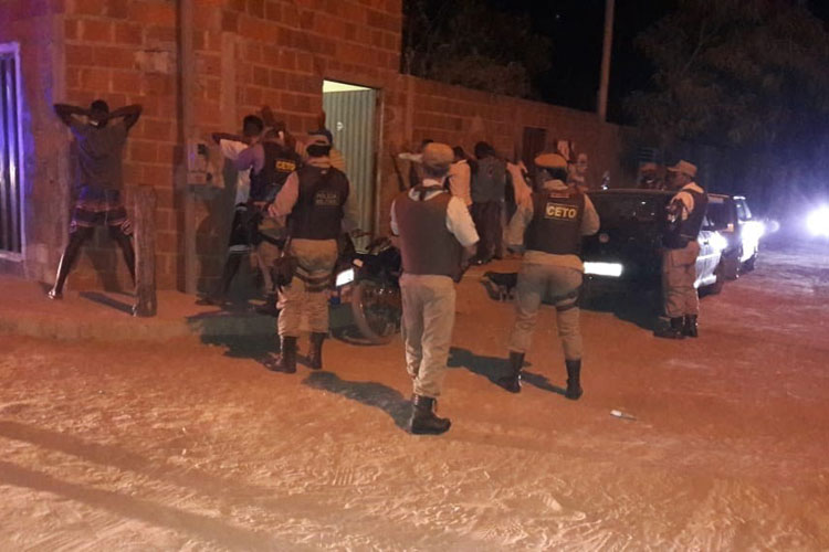 Operações resultam em prisões e apreensões de drogas em Guanambi
