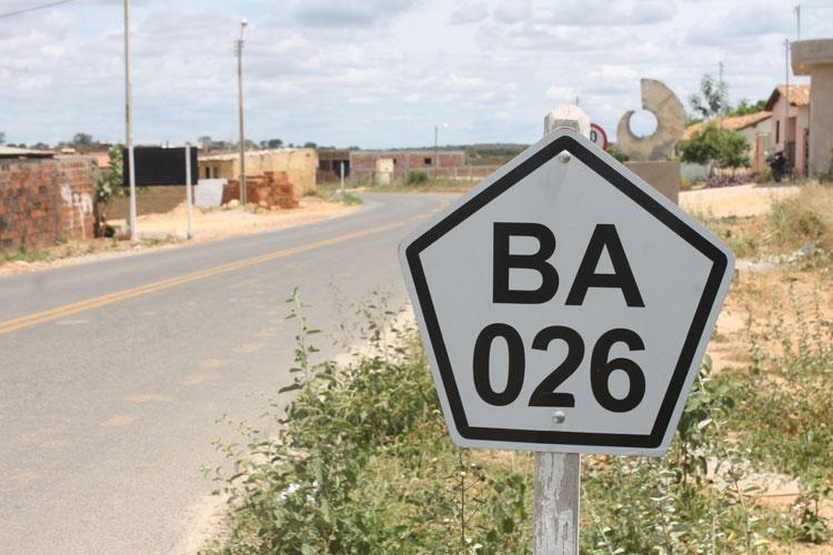 Sudoeste da Bahia: Motorista morre após capotar o carro na BA-026 em Caculé