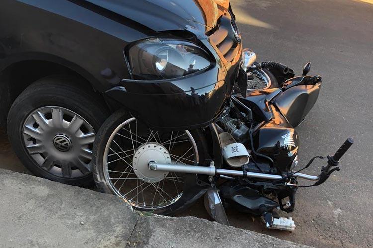 Brumado: Jovem de 19 anos morre em acidente de moto no Bairro Santa Tereza