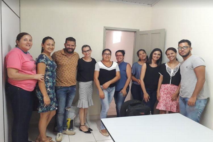 Sistema Bravo: Equipe WSouza participa de reunião com coordenadores pedagógicos em Cordeiros