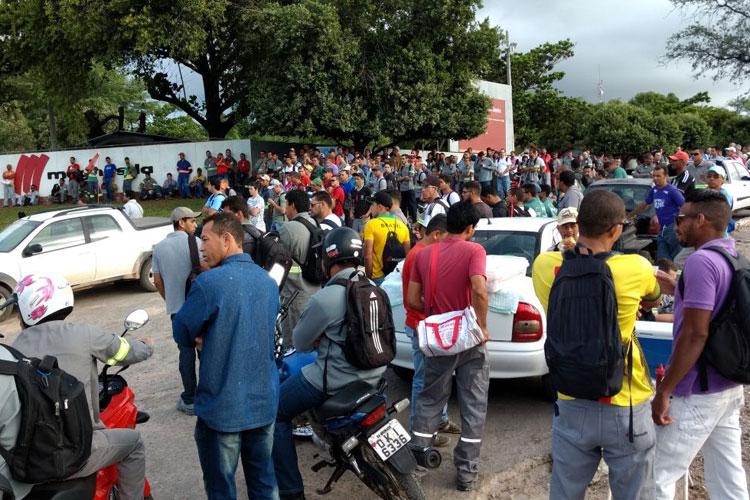 Sindmine: Negociações com a Magnesita e a Ibar Nordeste serão retomadas nos próximos dias