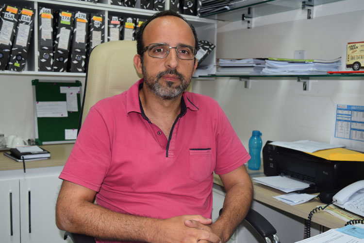 Brumado: Após um ano, André Cardoso retorna ao setor administrativo como secretário de planejamento