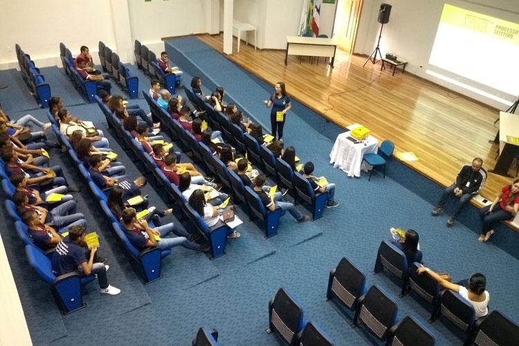 Brumado: Parceria do Ifba com escolas aumenta número de inscritos no processo seletivo