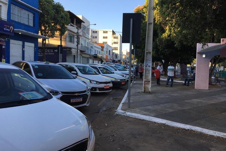 SMTT promove II Encontro de Taxistas de Brumado