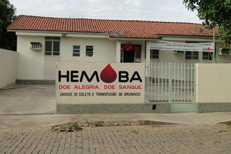 Brumado: Hemoba pede desculpas à população por transtorno registrado que impediu coleta de sangue