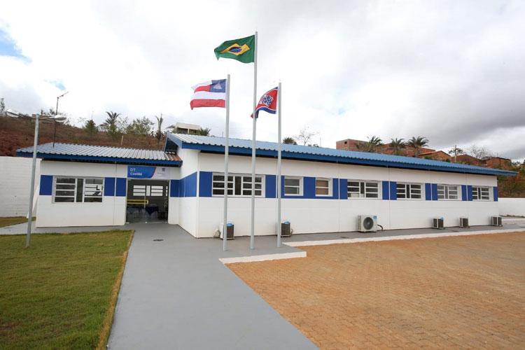 Nova delegacia de Caetité passa a funcionar após ser inaugurada há mais de um ano