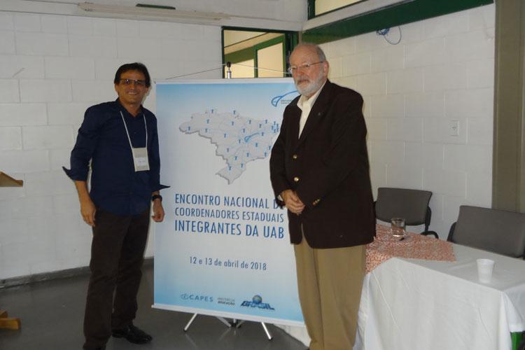 UAB de Brumado participa de encontro do Fórum Nacional de Coordenadores Estaduais