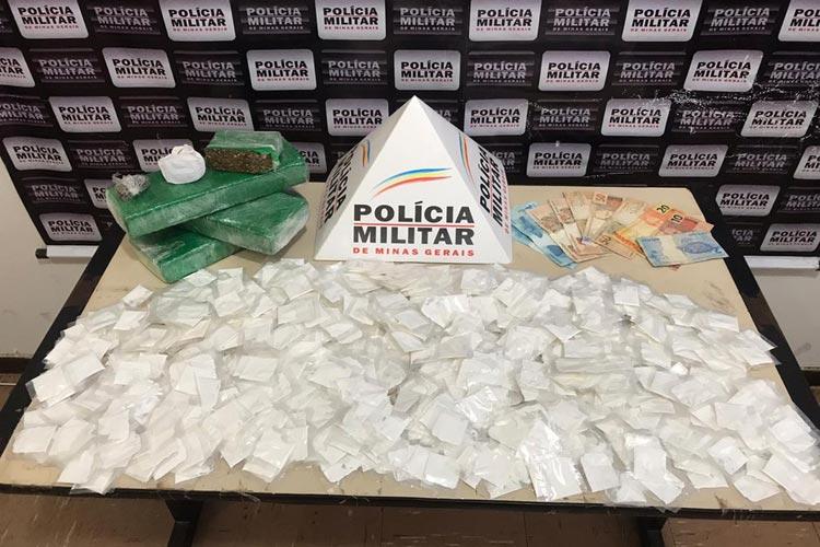Droga que seria entregue em Guanambi é apreendida em Espinosa