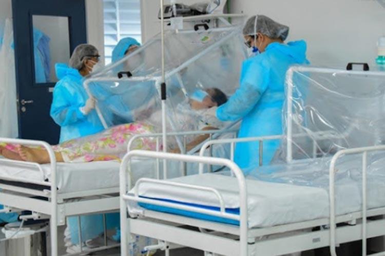 Covid-19 causa caos na Amazônia e o pulmão do mundo está sem oxigênio para atender seus pacientes