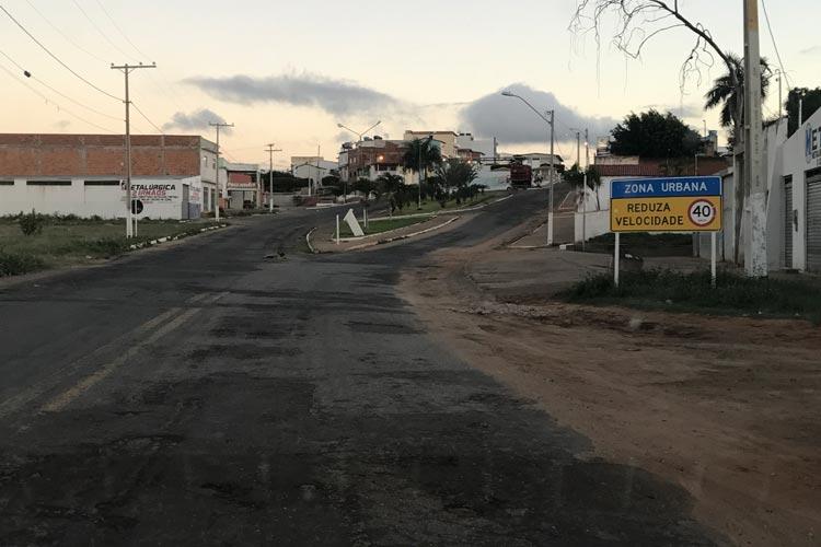 Posto de combustíveis é assaltado na cidade de Tanhaçu