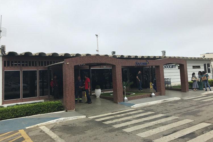 Passageiro passa mal e morre dentro de avião no aeroporto de Vitória da Conquista