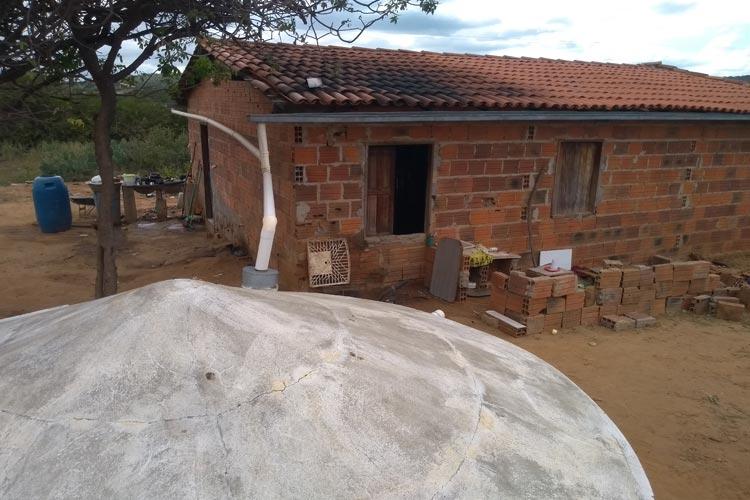 Pai narra morte da filha provocada por explosão de gás de cozinha no interior de Brumado