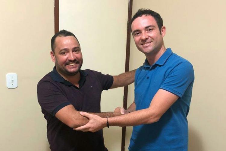 Brumado: Após assumir presidência do Democratas, Fabrício Abrantes inicia reformulação do partido