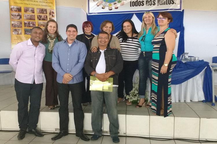 Caetité marca presença em Encontro Territorial Baiano de Educação Integral e Integrada