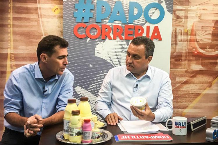 Cooperativa de leite de Lagoa Real é destaque em programa do Governador Rui Costa