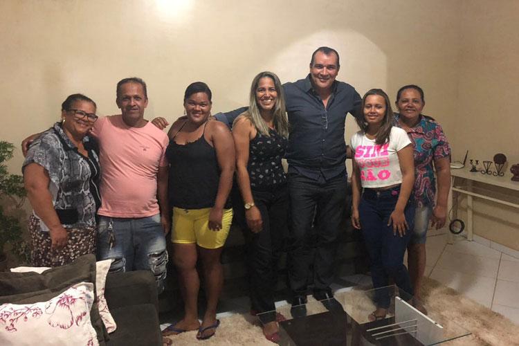 Eleições 2018: Manelão reafirma pré-candidatura a deputado federal em Brumado