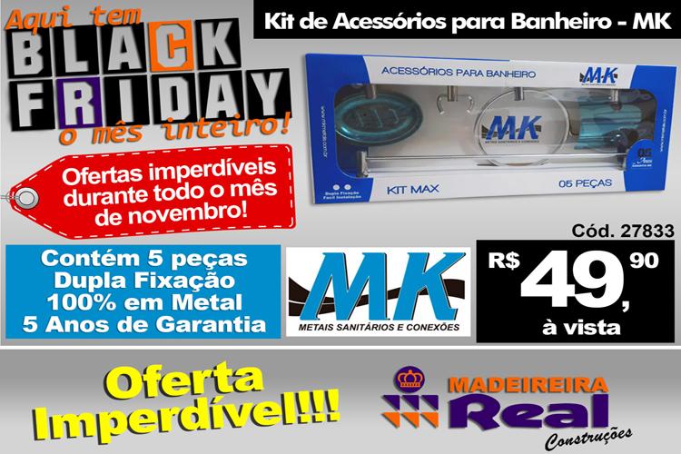 Confira as promoções de Black Friday na Madeireira Real em Brumado