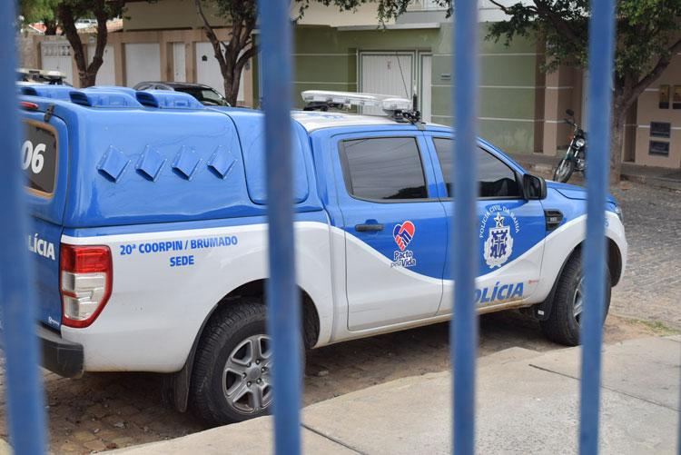 Agentes e escrivães da Polícia Civil de Brumado paralisam atividades durante 48 horas