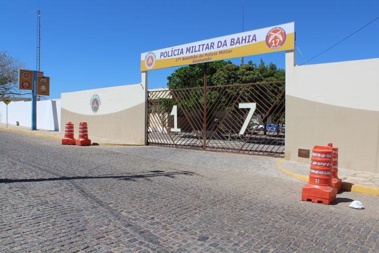 Guanambi: 17º BPM soma esforços com a justiça durante campanhas eleitorais visando medidas sanitárias