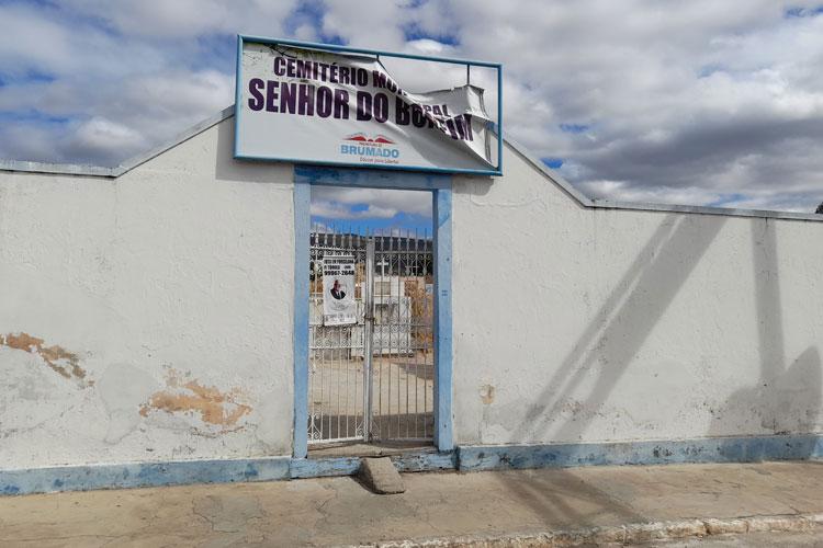Câmara de Brumado pode derrubar decreto que desativou Cemitério Senhor do Bonfim