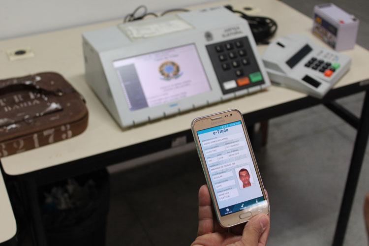 Brumado: Chefe do cartório eleitoral explica funcionalidade do aplicativo e-título