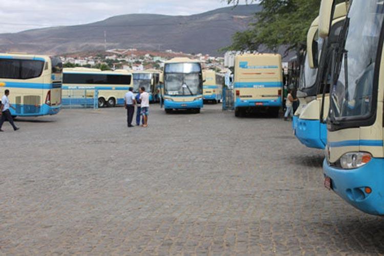 Passageira revoltada com atraso no embarque e falta de atenção da Novo Horizonte em Brumado