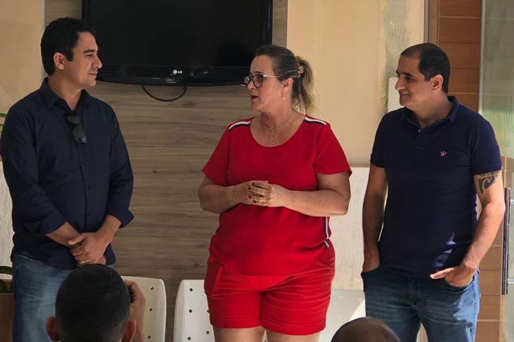Eleições 2018: Vice-prefeita de Livramento de Nossa Senhora declara apoio a Márcio Moreira