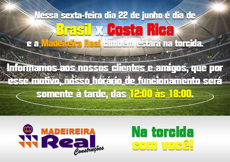 Madeireira Real funcionará apenas no período da tarde na sexta-feira (22) em Brumado