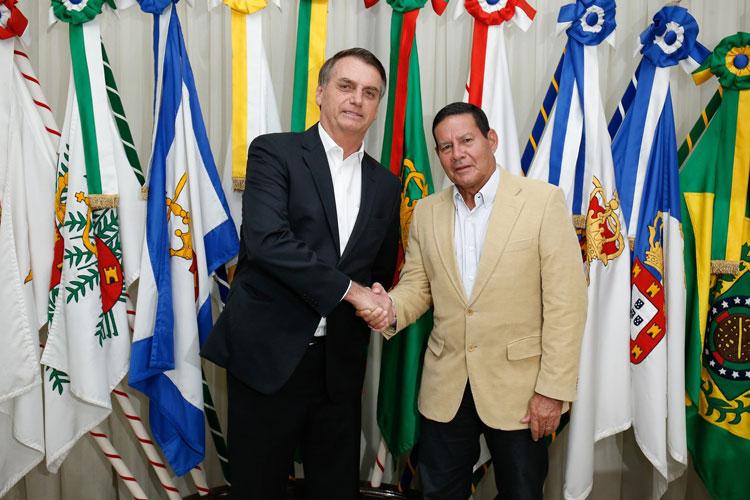 Brasil volta a ter vice no comando após três anos