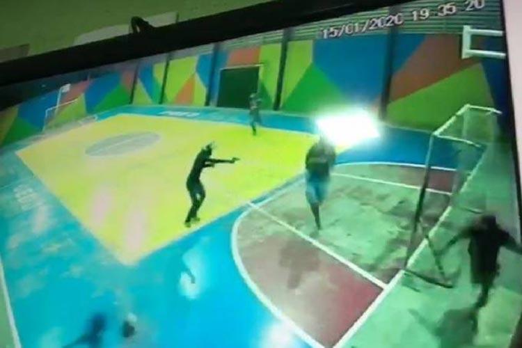 Fortaleza: Atiradores invadem escola durante partida de futsal e deixam feridos