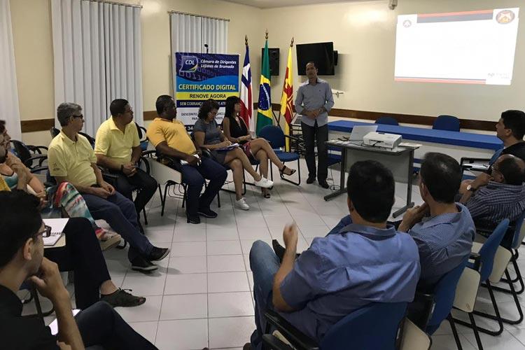 Brumado: 34ª CIPM apresenta projeto de atualização tecnológica ao Conselho de Segurança