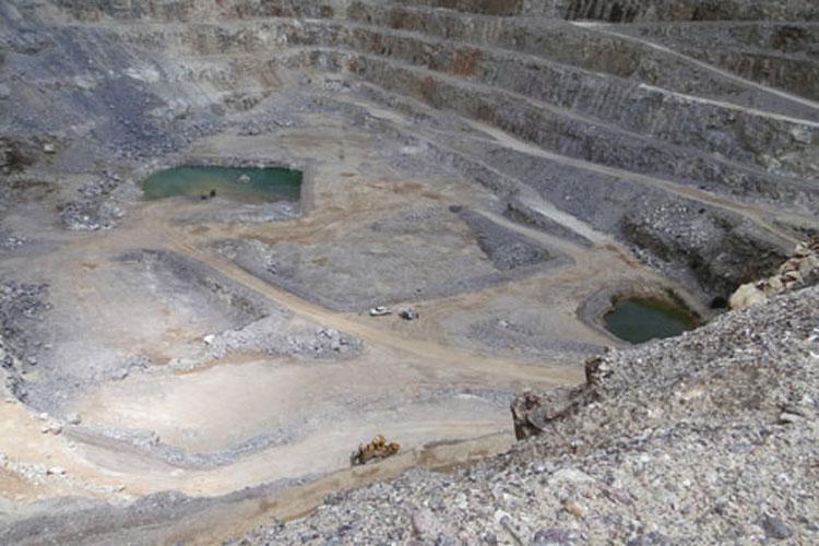 Brumado e Caetité são destaques na produção mineral baiana em agosto