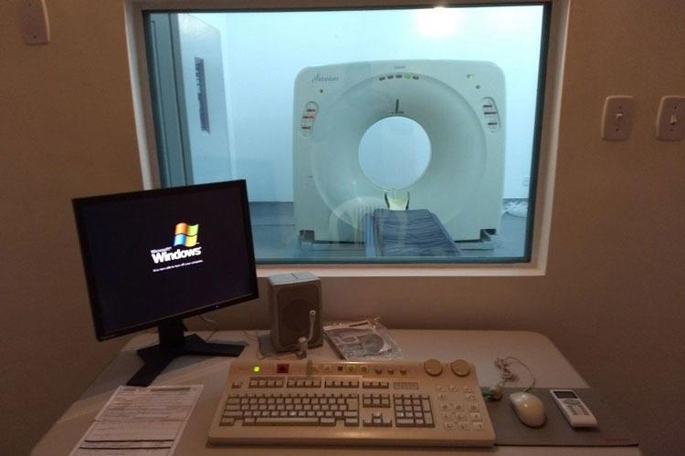 Brumado: Hospital Professor Magalhães Neto já realizou mais de 2,5 mil tomografias em um ano