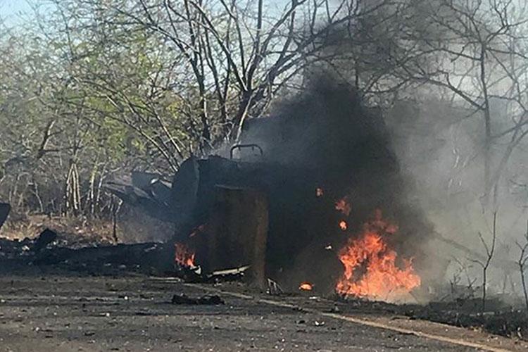 Suspeitos de explodir carro-forte morrem em confronto com a polícia na Chapada Diamantina