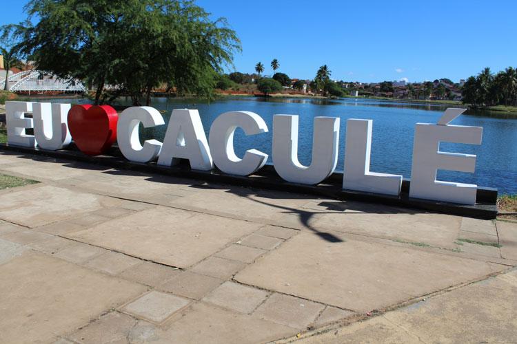 Caculé tem mais casos ativos de Covid-19 que Salvador, diz Sesab