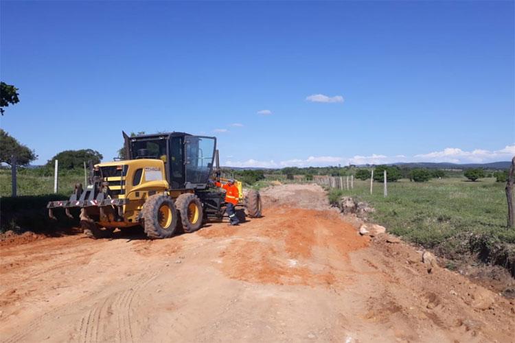 Brumado: Operação da secretaria de meio ambiente visa recuperar cerca de 1000 km de estradas vicinais