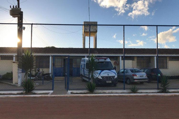 Preso é encontrado morto em cela do Conjunto Penal de Vitória da Conquista