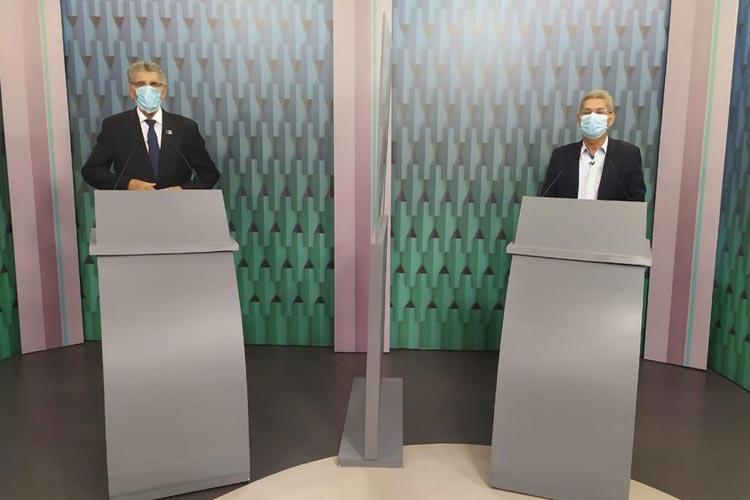 Candidatos à Prefeitura de Vitória da Conquista discutem propostas em debate